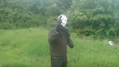"""Anonymous """"leakt"""", dass 'Compact' eigentlich zum Verfassungschutz gehört"""