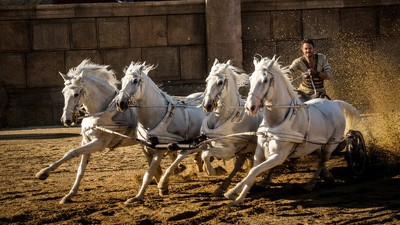'Ben-Hur' Couldn't Have Been Worse