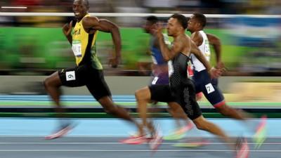 Der Fotograf, der Usain Bolt hinterherreiste, um diesen Schnappschuss zu machen