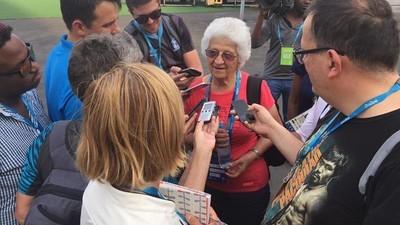 El milagro de los ancianos que entrenan a campeones olímpicos