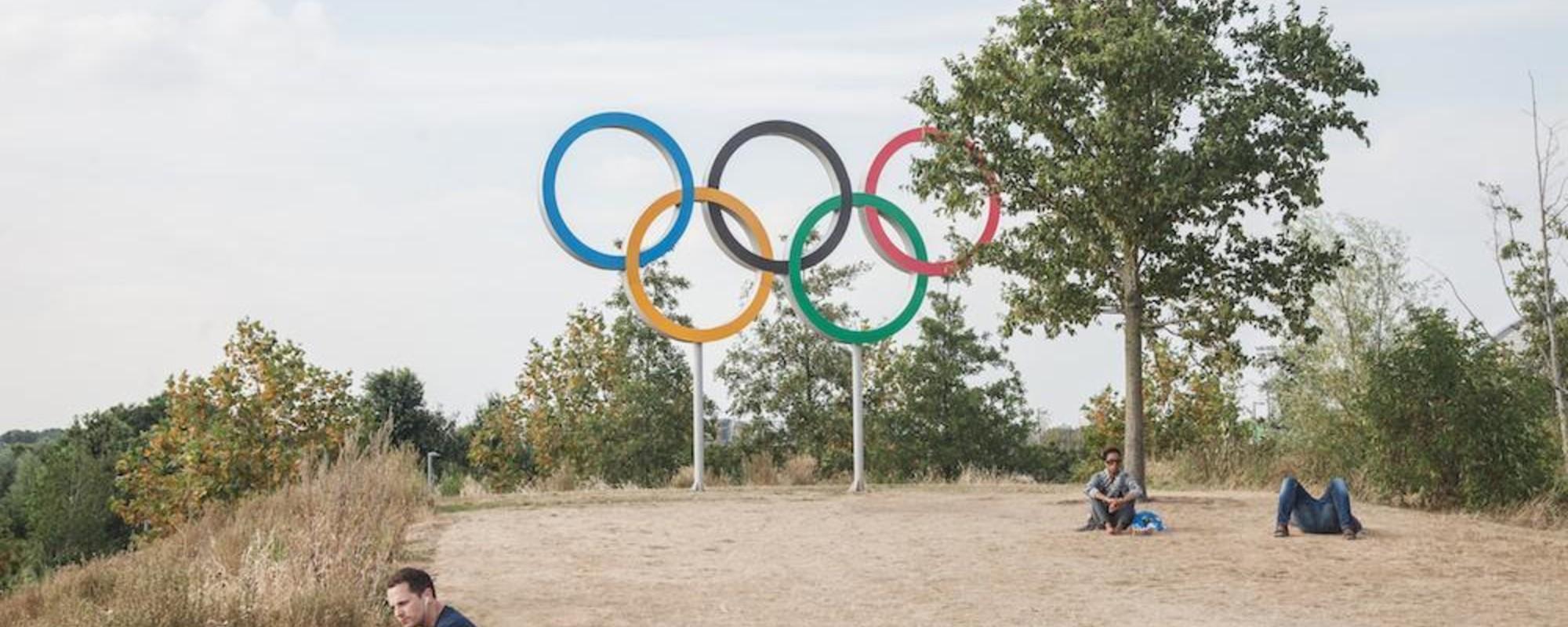 Jak wygląda wioska olimpijska w Londynie cztery lata po Igrzyskach