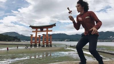 Il 21enne americano campione del mondo di uno sport giapponese che non hai mai sentito nominare