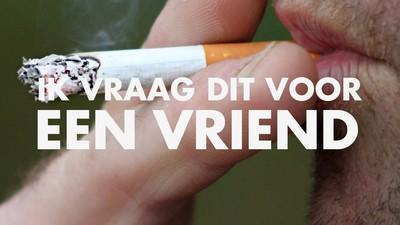 Kun je kanker krijgen van een sigaretje af en toe?