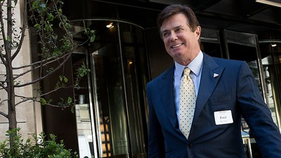 Paul Manafort Is Getting Off the Trump Train
