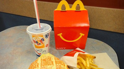 McDonald's Happy Meal Fitness Band Was Doomed from the Start
