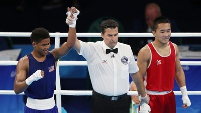 Meet Shakur Stevenson, America's Best Male Olympic Fighter in More Than a Decade