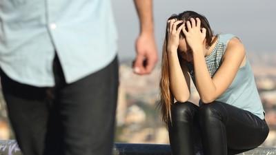Mensen vertellen over hun ongemakkelijkste momenten tijdens het uitmaken van hun relatie