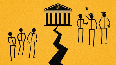 How Treating Students As Customers Turns the Idea of Meritocracy into a Joke