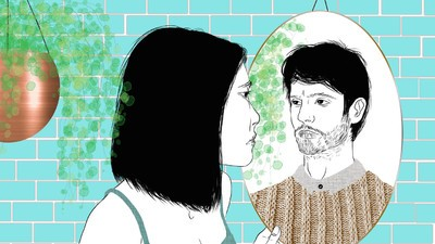 The Narcissism of One-Sided Romantic Obsession