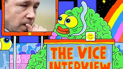 The VICE Interview: Stephen Graham