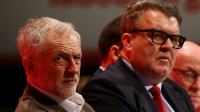 A Key Part of Tom Watson's 'Trotsky' Evidence Comes from Labour's Leading Right Wing Think Tank