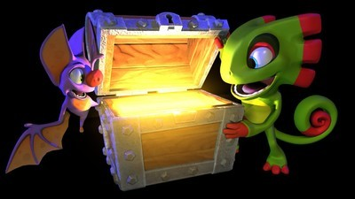 'Yooka-Laylee' Wants to Reward the Curiosity of Gamers Old and New