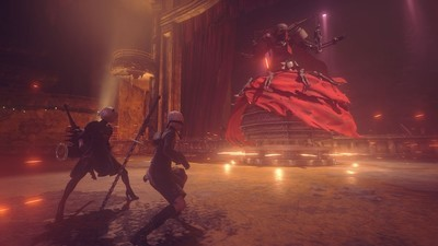 'Nier: Automata' Is Emphasising the 'Action' of the Action RPG Genre