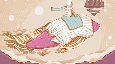 A Kalouv mergulhou num mundo fantástico para conceber 'Planar Sobre o Invisível'