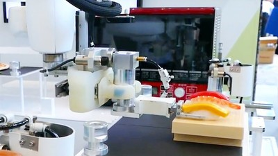 Behold the Sushi-Making Robot of the Future