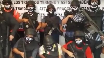 Cómo es la vida cotidiana en medio de la guerra entre los cárteles de Tamaulipas