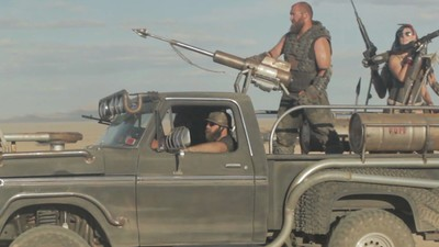 Meet the 'Mad Max' Fans Building Apocalypse-Proof Cars