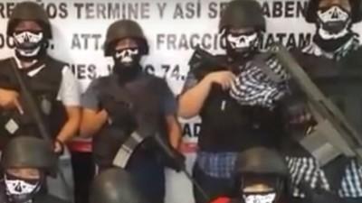 Η Αποκαθήλωση των Ηγετών του Καρτέλ Zetas Έχει Προκαλέσει Περισσότερη Βία στο Μεξικό