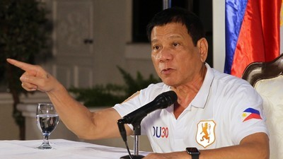 Philippines President Threatens to Quit the UN over Criticism About Killings of Drug Suspects