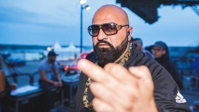 Polizei jagt Rapper Xatar mit Haftbefehl