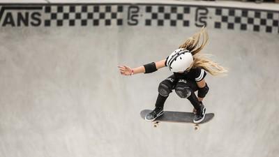Skateboarding in Malmö