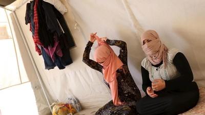 Statul Islamic are aproape două mii de sclave sexuale irakiene