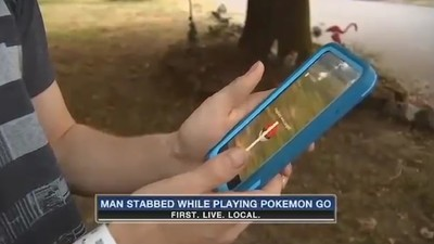Apokelypse: Violence, Crime, and Death Connected to 'Pokemon Go'