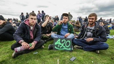 The Law Needs to Catch Up, But Look: Weed Is Effectively Legal in the UK