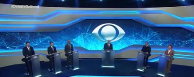 O que aprendemos no primeiro debate com os candidatos a prefeito de SP