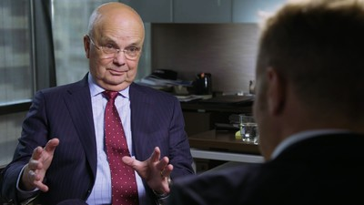 Former CIA Head Michael Hayden on Why He Won't Endorse Trump or Clinton
