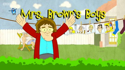 I Watched an Episode of 'Mrs Brown's Boys' and Tried to Find the Humour