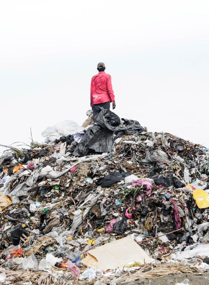 La Chureca: la basura como fuente de vida
