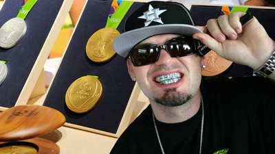 Paul Wall Wants to Give Free Custom Grills to American Olympic Medalists