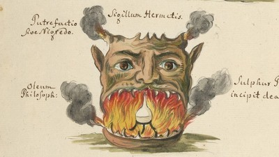 Questi antichi manoscritti alchemici sono una bomba