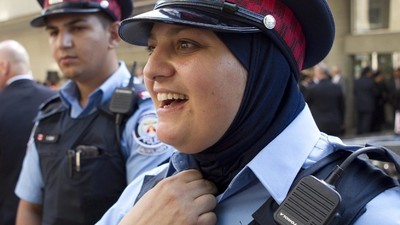 Cops in Canada and Scotland Will Soon Be Able to Wear the Hijab