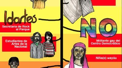 La tierra del olvido: el cómic de hoy de Santiago Rivas