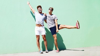 Deze homostellen verdienen geld met hun gedeelde profiel op Instagram