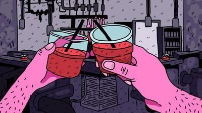 Ich habe meine Flitterwochen im berüchtigsten Sexclub Berlins gefeiert