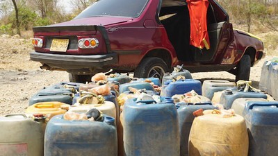 Inside the Illicit Venezuela-Colombia Gas Smuggling Trade
