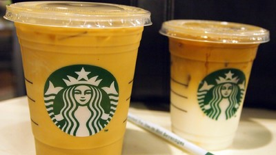 Judge Tosses Lawsuit Complaining About the Ice in Starbucks Iced Drinks