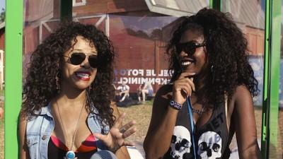 Lowlands-bezoekers vertellen in de KPN Mobile Disco over hun grootste festivalzondes