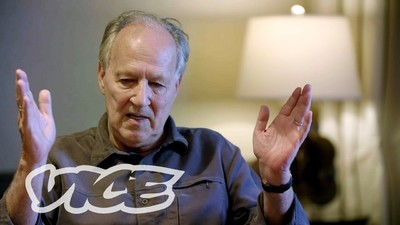 Herzog sobre Realidade Virtual, o futuro da humanidade e os trolls da Internet