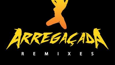 """A Banda Uó juntou todos os vídeos hit da internet no clipe do remix de """"Arregaçada"""""""