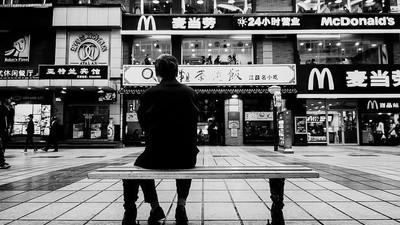 A comida ocidental está a matar a China do coração