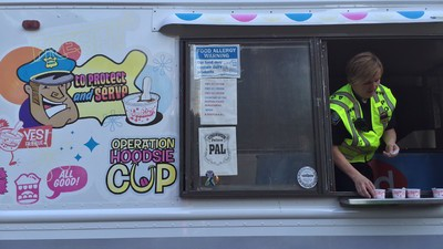 Can Free Ice Cream Make People Trust the Police More?