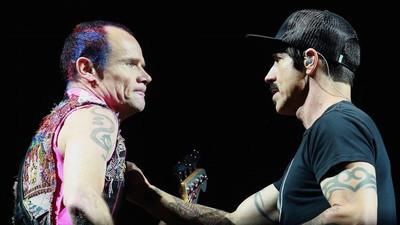 """Die Red Hot Chili Peppers wurden zur """"schlechtesten Band der Welt"""" erklärt"""
