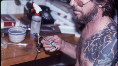 What It's Like to Watch the Tattoo Industry Go from Illegal to Trendy