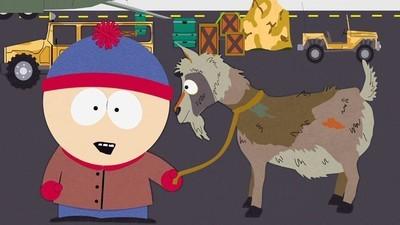 """Jak dzięki kozie zostałem scenarzystą """"South Parku"""""""
