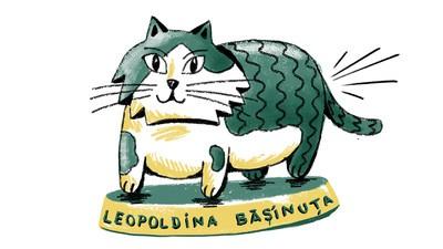 Leopoldina Bășinuță și visul ei majestic