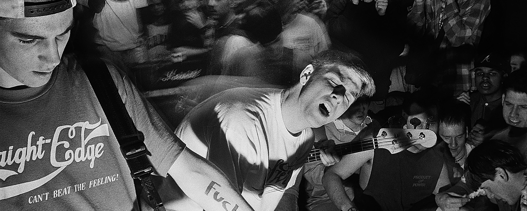 Photos That Prove Punk Didn't Die in the 80s